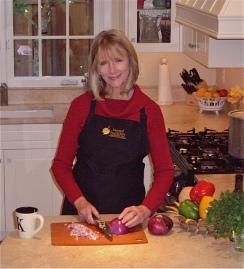 Valerie Kazansky - the Carmel Cooking Coach